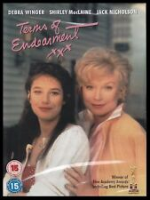 TERMS OF ENDEARMENT - JACK NICHOLSON~WINGER ~ DVD *NEW*