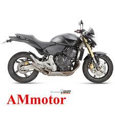 Mivv Honda Hornet 600 2010 10 Terminale Di Scarico Marmitta Double Gun Moto