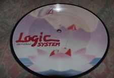"LOGIC SYSTEM 7"" PICTURE DISC BE YOURSELF & D DANCE"