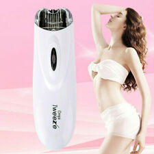 New Women Electric Pull Tweeze Device Women Hair Removal Epilator Facial Trimmer