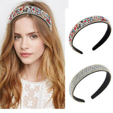 Women's Crystal Headband Hairband Simple HairHoop Hair Accessories Wedding Ball