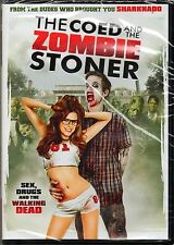 The Coed and the Zombie Stoner  (DVD, 2014)   BRAND NEW Catherine Annette