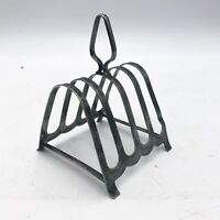 Genuine Vintage Silver Plated EPNS A1 Toast Rack Gladwin Sheffield (Holds 4) <A1