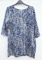 M & S Woman, polyester tunic dress size 18.