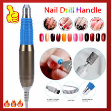 Nail Grinder Handle Handpiece For Electric Profession Nail Drill Machine Device