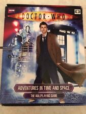 Doctor Who: Adventures in Time and Space The Roleplaying Game Role Playing RPG