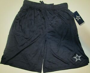 New Dallas Cowboys NFL Football authentic performance athletic shorts men Large