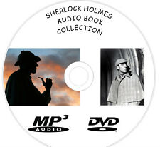 Sherlock Holmes MP3 Audio Book Collection 80 Books on DVD FREE 1st post 115