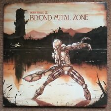 Mad Trax II  Beyond Metal Zone Buy 5 LPs 4 £3.99 Post UK metal Double comp