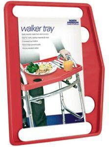 Walker Tray - Red