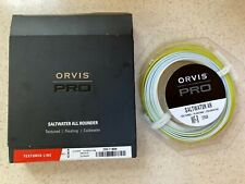 Orvis Pro Saltwater All-Rounder Textured Fly Line weight:Wf8