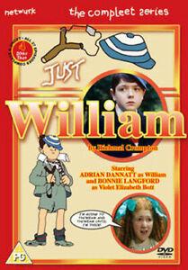Just William Complete Series Adrian Dannatt Bonnie Langford New Sealed DVD Set