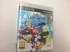 ARCANA HEART 3 LOVE MAX!!! PS3 PLAYSTATION 3 PAL NUOVO SIGILLATO