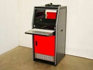 """Premier Metals 19"""" Rackmount Cabinet with Kooltronic KBB63 Blower in Base"""