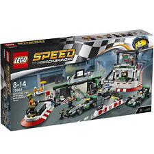 LEGO Speed Champions 75883 - Mercedes AMG Petronas Formula One Team