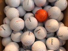 50 MINT Titleist Velocity Golf Balls Used AAAAA