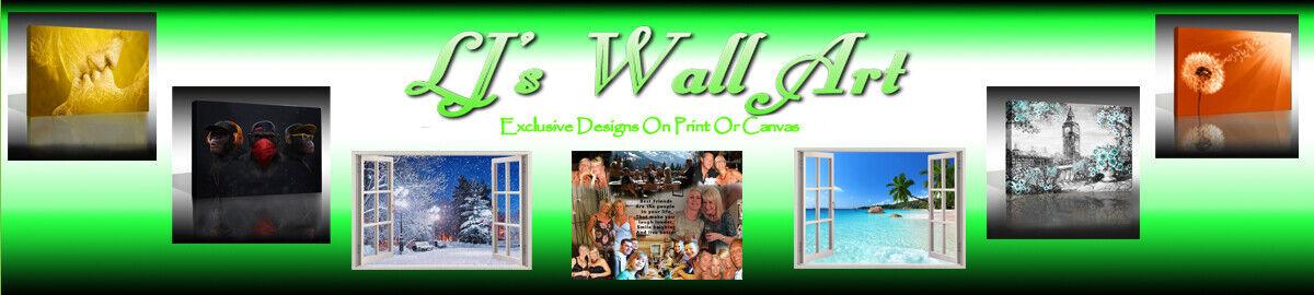 LJ's Wall Art