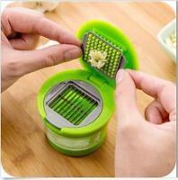 Reusable Home Kitchen Pressing Vegetable Garlic Food Slicer Chopper Cutter Hot