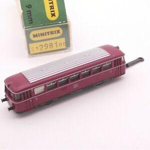 Minitrix N 51298100 Schienenbus der DB in OVP RT8580
