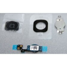 Home Button with Flex For iPhone 5C Black