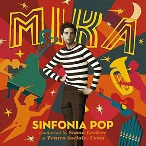 Mika - Sinfonia Pop (2 CD + DVD) IMS-EAGLE ROCK ENTERTAINMENT