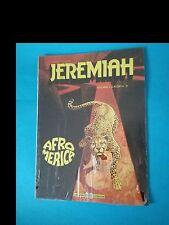 HERMANN: JEREMIAH 'AFROMERICA' (Alessandro editore)