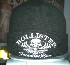 Mütze Beanie Strickmütze HollisterRun Biker für Harley DAVIDSON Custom Party