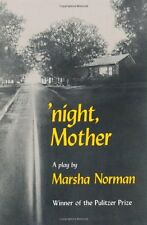 night, Mother: A Play (Mermaid Dramabook) by Marsha Norman