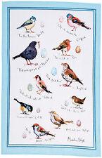 Ulster Weavers BIRDSONG Linen Bird Tea Towel
