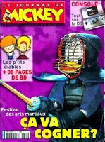 Le journal de Mickey n°2751 : Ca va cogner ? - Collectif - 2786651