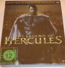 The Legend of Hercules - Blu-ray/NEU/Action/Scott Adkins/Kellan Lutz/Steelbook