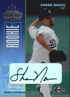 2003 (BREWERS) Donruss Champions Autographs #151 Shane Nance/150