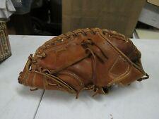 Nokona CM88 Professional Model Catchers Glove Mitt Made in USA RH Throw