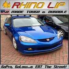 Honda Dc 5 Type R Prelude Ev Fit Insight Rubber Chin Lip Spoiler Splitter Trim Fits Saturn Aura
