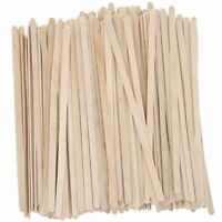 Wood Coffee Stirrer Sticks (1000 Count) for furniture repairs DIY craft
