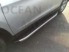 Fits 2009-2015 Honda Pilot Aluminum running board side step bar OE Factory style