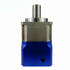 Helical planetary gearbox Ratio 10:1 for  40mm 100w AC servo motor shaft 8mm