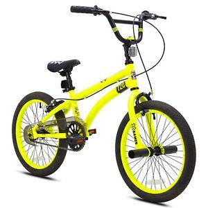 "Kent 18"" X Games 720 Yellow Bike 01812"