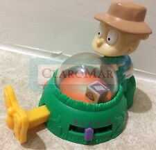 ☀️ TOMMY Pop-O-Matic Rugrats Go Wild Movie Burger King Toy Cake Topper Rare