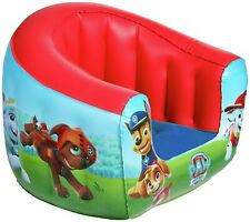 PAW Patrol Flocked Chair Has A Soft And Cosy Flocked Seat For Extra Comfort NEW