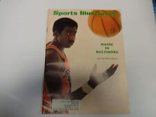 1968 Sport Illustrated Earl The Pearl Monroe Cover November 4th