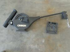 CANNON SPORT TROLL DOWNRIGGER fishing trolling with base very nice