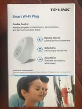 TP-LINK Smart Plug, HS100 Energy Monitoring Wi-Fi - Control Devices Anywhere