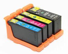 4 INK CARTRIDGES FOR LEXMARK 100XL XL PRO 205 408 508 608 700 Series Printer