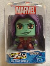 MIGHTY MUGGS Marvel 020 Gamora HASBRO SPINNING HEAD ACTION FIGURE NEW