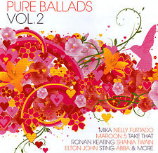 PURE BALLADS - VOLUME 2 / VARIOUS ARTISTS - 2 CD SET