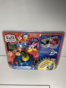 Disney Plug & Play TV Games Game Key Mega Pack 2005 Jakks Pacific Video Games