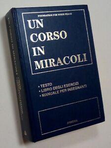 Foundation for Inner Peace UN CORSO IN MIRACOLI, Armenia 1999, 1a edizione