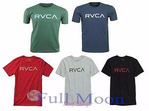 New RVCA Big RVCA Mens T-Shirt