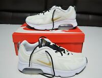 Men's Nike Air Max 200 Casual White Shoes NEW Size US 11 AQ2568 102